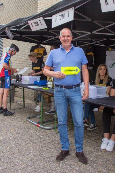 Gerard van den Berg - voorzitter Stichting IJsselsteinse Toertocht